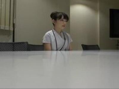 @ドキュメンタリー,OL@AV出演を拒んでいた女子社員が脱いだ!チンポを挿入してガン突きピストンで感じまくり!驚愕の神ビデオ