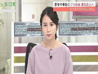 森川夕貴アナ スーパーJチャンネル サンデーステーション