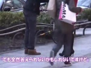 《四十路熟女》アンケートナンパの罠に堕ちてイク美魔女『エレガントなセレブな奥さんも。。。』ヤングチ〇ポにガッツリ突かれ膣内射精を喰らう!